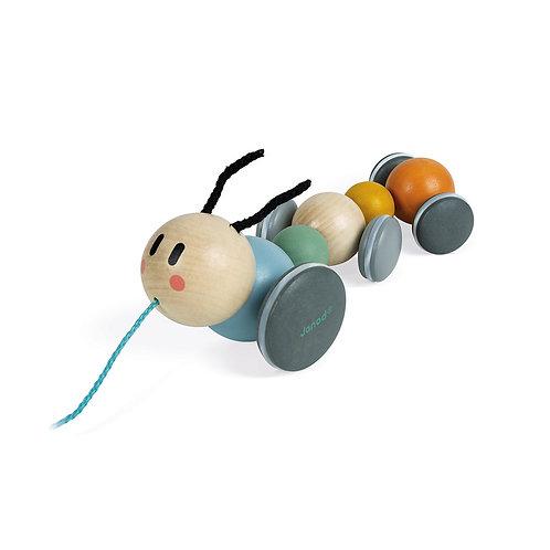 Sweet Cocoon Pull-Along Caterpillar