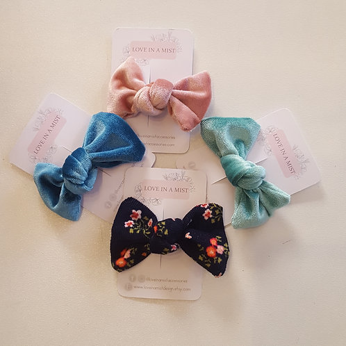 Hair Bows by Love in a Mist