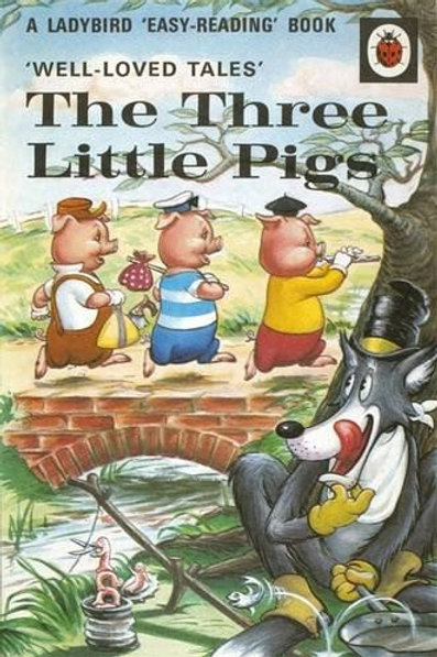 The Three Little Pigs (Ladybird Well Loved Tales)