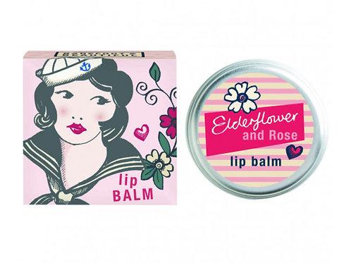 Elderflower Jenny Wren Lip Balm