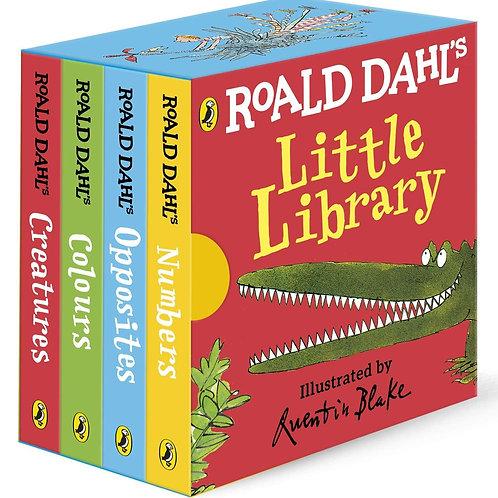 Roald Dahl Little Library