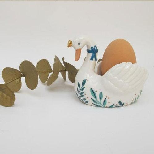 Swan Egg Cup