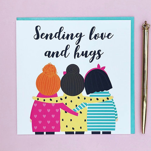 Sending Love and Hugs