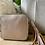Thumbnail: Box Bag with Tassel - Rose Gold