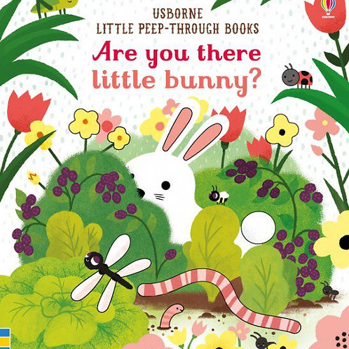 Are You There Little Bunny (Little Peek Through)