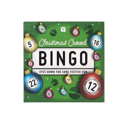 Christmas Entertainment Bingo