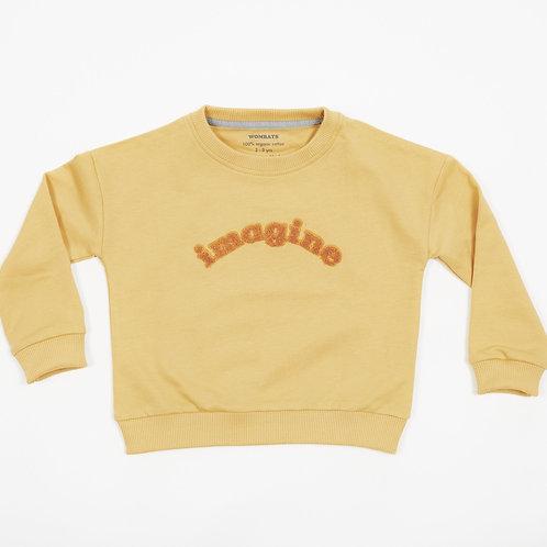 Ochre 'Imagine' Sweatshirt