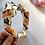 Thumbnail: Tangerine Print Knot Headband