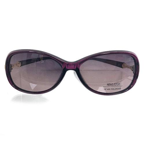 Polarized UV400 Sunglasses - Purple