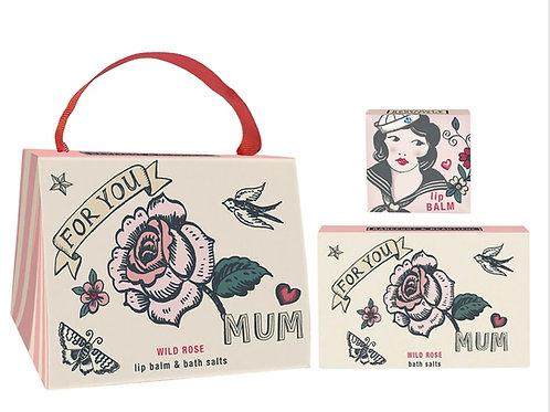 Wild Rose Handbag Gift Set