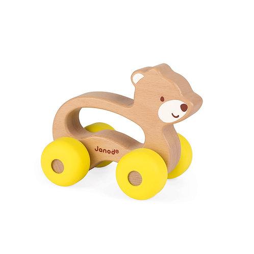 Babypop Push Along Bear
