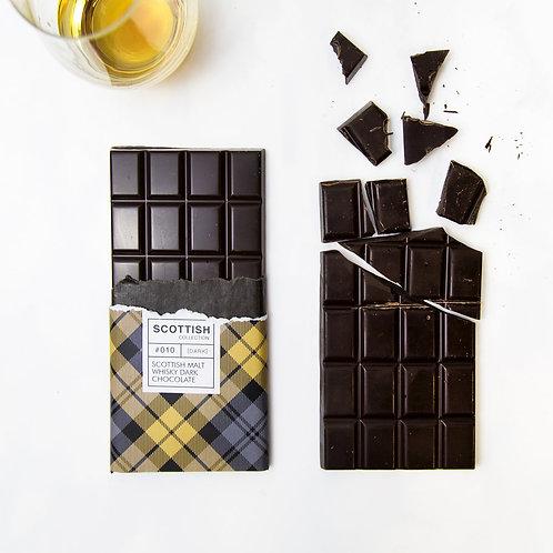Dram of Whisky Chocolate Bar