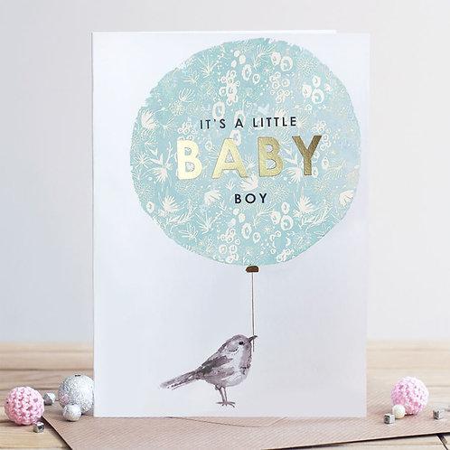 Little Baby Boy Card