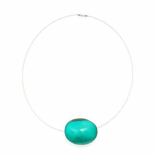 Single Seed Wire - Aqua