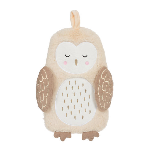Olivia Owl Hot Water Bottle