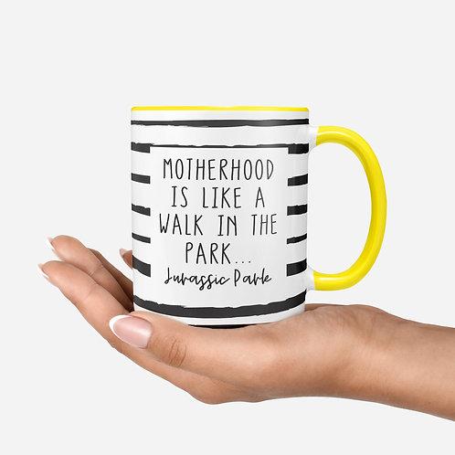 'Walk in the Park' Mum Mug