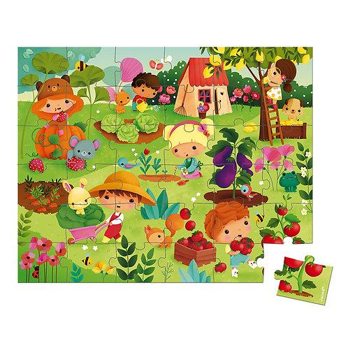 Puzzle 'Garden'