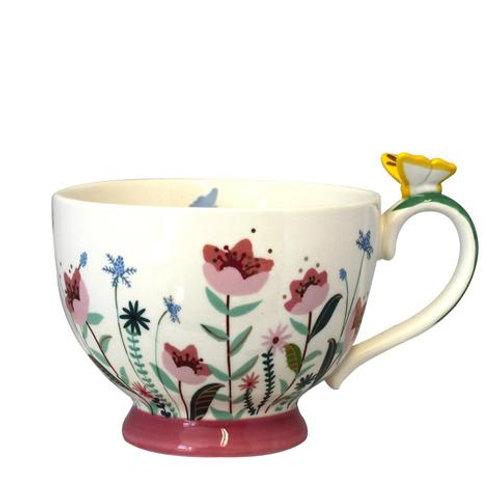 Secret Garden Flower Cup