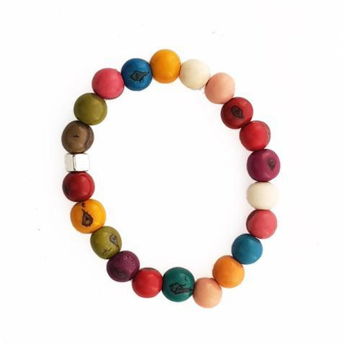 Acai Bracelet - Multi-Coloured
