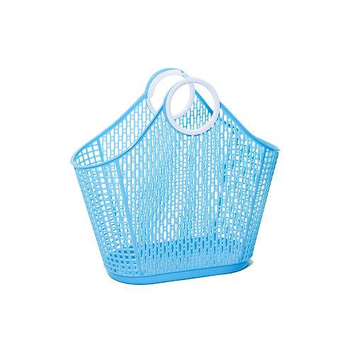 Fiesta Shopper - Small Aqua