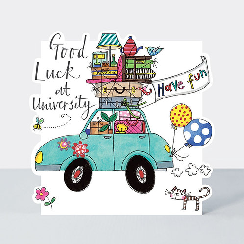 Good Luck at Uni Card