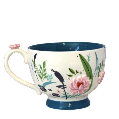Secret Garden Swan Cup