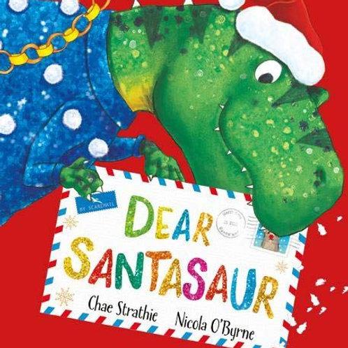 Dear Santasaur