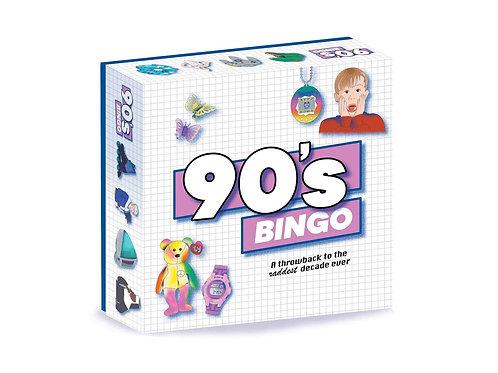 90's Bingo
