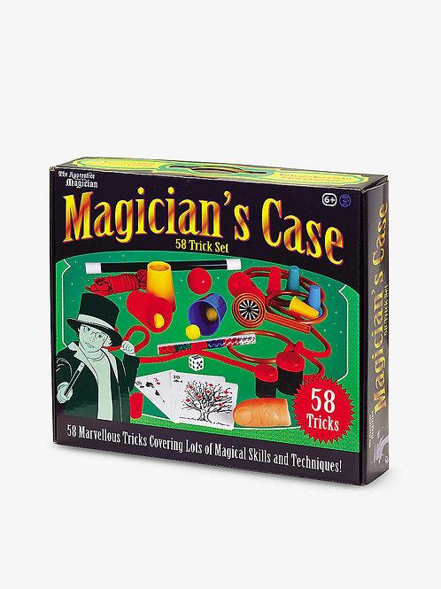 Magician's Case 58 Trick Set
