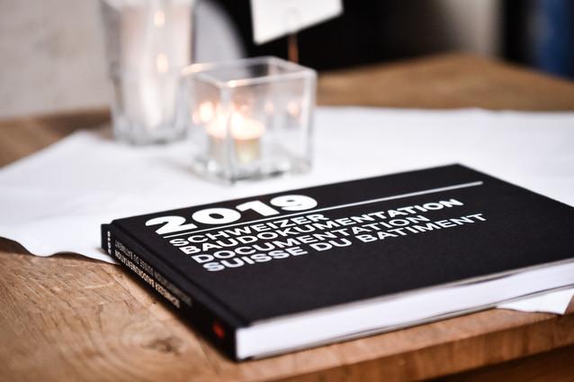 Schweizer Baudokumentation Ausgabe 2019