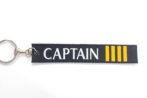 Chaveiro Captain