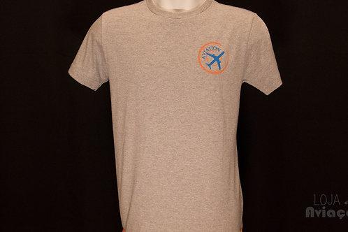 Camiseta Aviation - Loja da Aviação