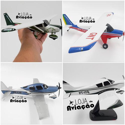 Miniatura Avião Personalizada