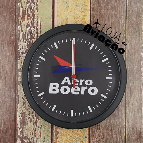 Relógio de parede Aero Boero