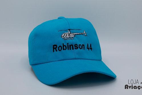 Boné Helicóptero Robinson 44 - R44