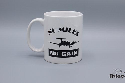 Caneca No miles No Gain