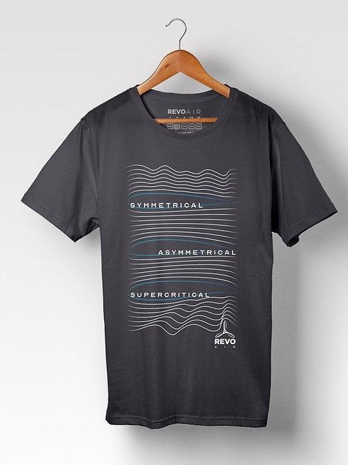 Camiseta masculina Aerofoils