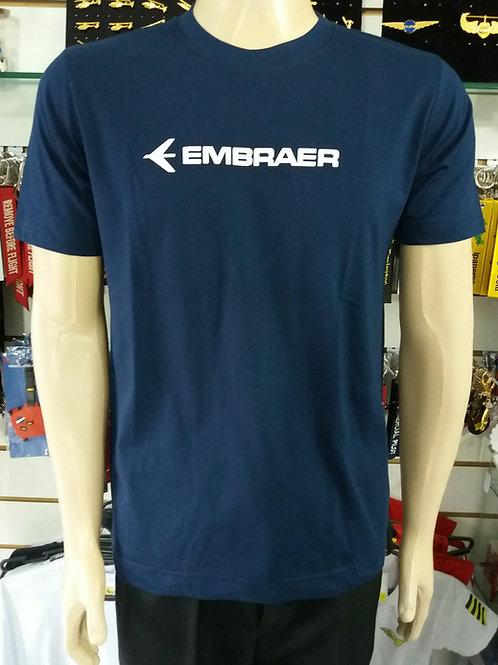 Camiseta Embraer