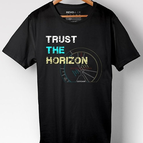 Camiseta Trust the horizon - Horizonte