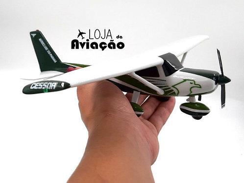 Miniatura Avião Cessna 152 PP-BBE