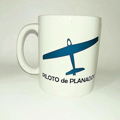 Caneca Piloto de Planador