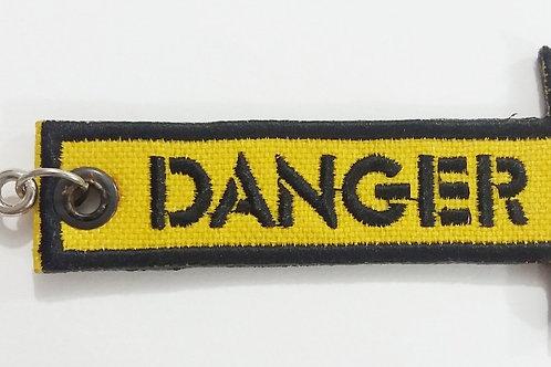 Chaveiro Danger