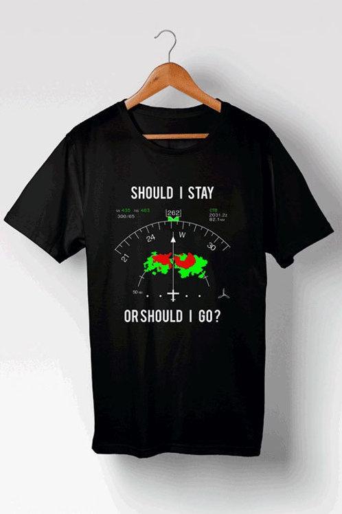 Camiseta mascuilina Radar