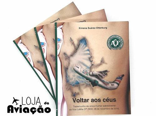 Livro Voltar aos céus - Ximena Suarez Otterburg
