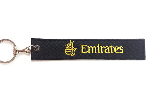 Chaveiro Emirates Flight Crew Boeing