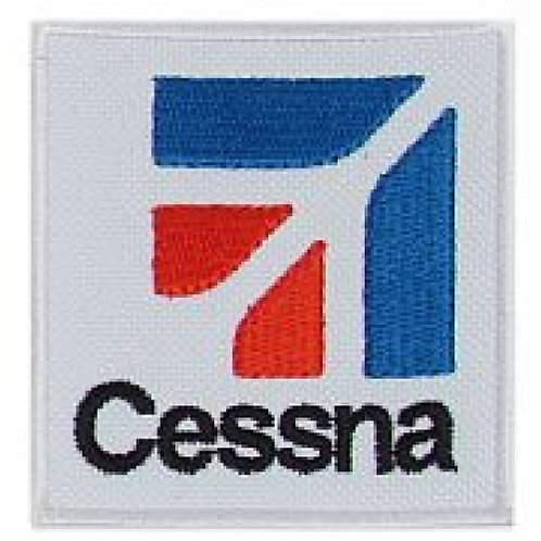 Patch bordado termocolante Cessna