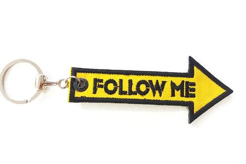 Chaveiro Follow me