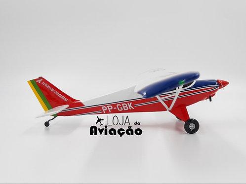 Miniatura Avião Aero Boero AB 115 - PP-GNT