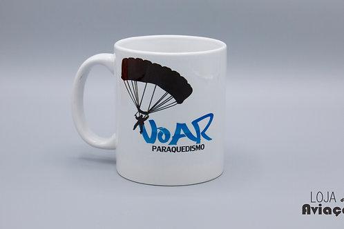 Caneca Voar Paraquedismo