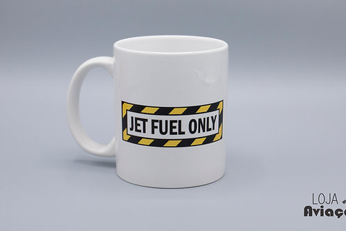 Caneca Jet fuel only